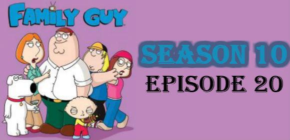Family Guy Season 10 Episode 20 TV Series