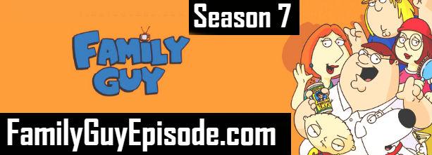Family Guy Season 7 Episodes Watch Online TV Series